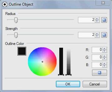 Как сделать обводку в paint net фото 975